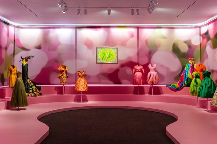 如果你即將起行美國,不過錯過這個 Dior 展覽!