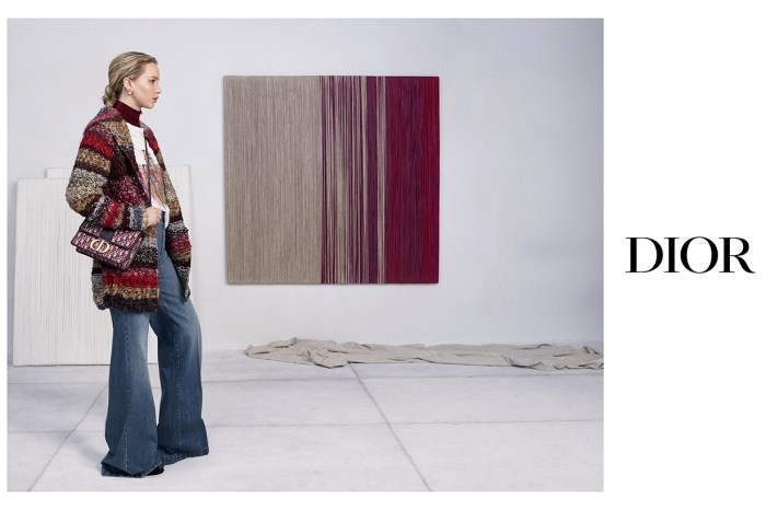 太吸睛了!Jennifer Lawrence 揹著 Dior 全新 30 Montaigne 手袋亮相廣告企劃