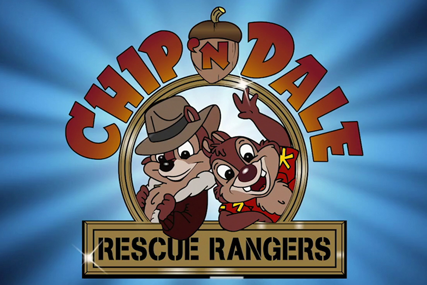 Disney Chip 'n' Dale live action movie