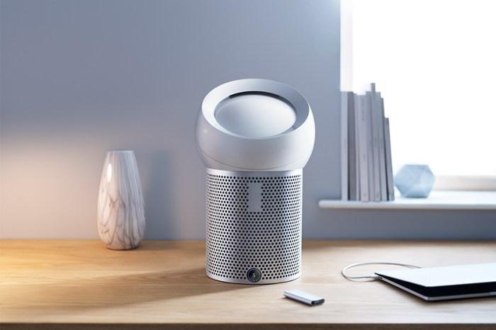 敏感人士注意:Dyson 全新空氣淨化風扇 Pure Cool Me™ 或會是你的解決方案!