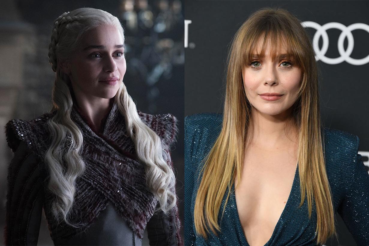 Elizabeth Olsen auditioned for Daenerys Targaryen in 'Game of Thrones'