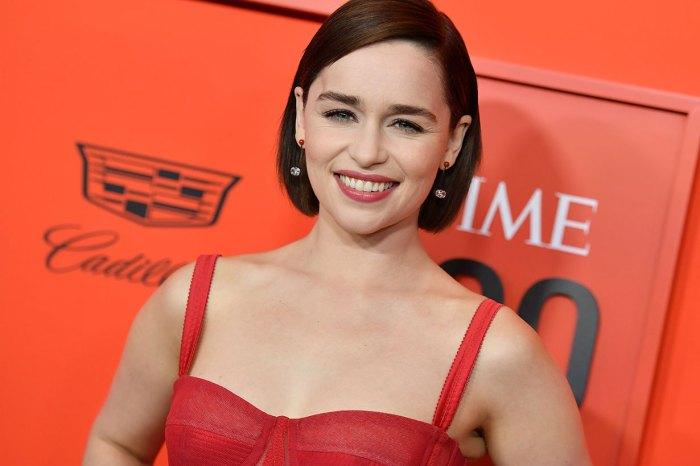 Emilia Clarke 拒演《格雷的五十道色戒》,原因是:「不想被標籤裸體!」