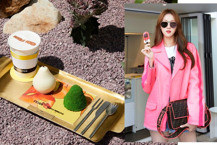 Fendi 與 Gentle Monster 首爾開辦「打卡able」咖啡店,多位韓星也到此一逛!