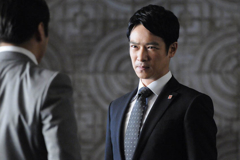 Japan drama the production of the sequel of Naoki Hanzawa