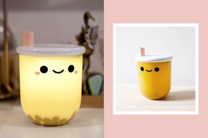 CP 值爆棚:一上市就造成搶購,誰能抵抗這款超療癒「Bubble Tea 燈」?