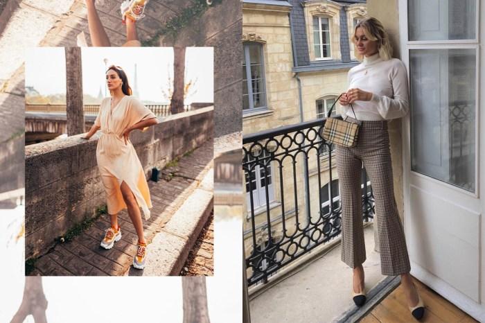 時尚造型從不以浮誇設計取勝!這 5 件隨性舒適的單品才是法國女生的必備配搭
