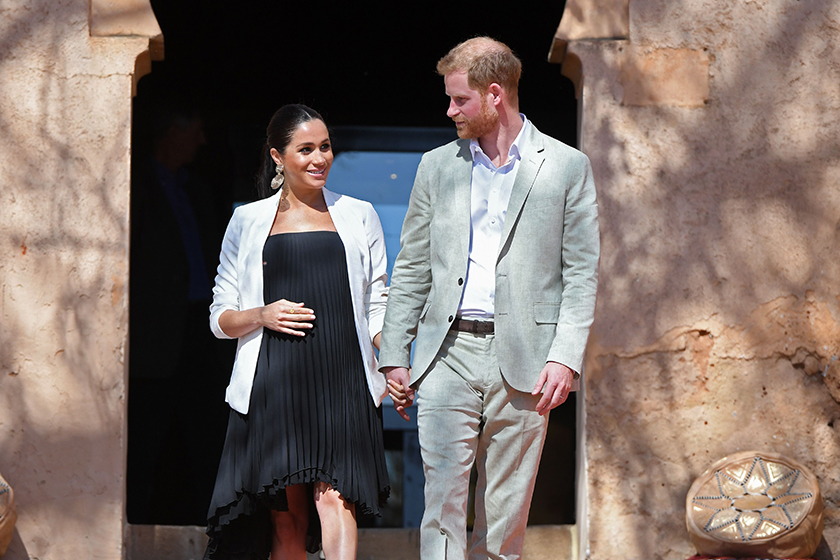 Meghan Markle Prince Harry Sussex baby