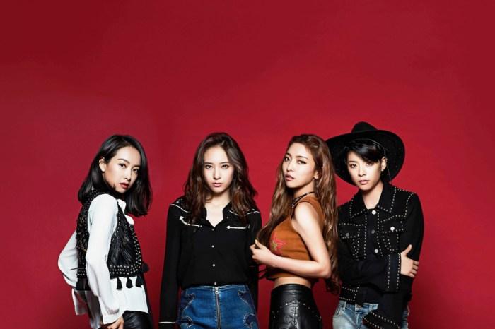 Krystal、Amber 驚喜現身撐隊友!f(x) 4 缺 1 於舞台重組!