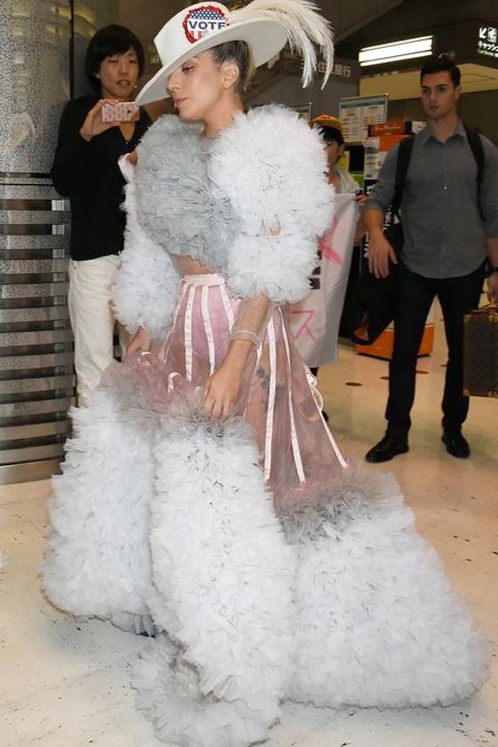 met gala lady gaga 2019 theme throwback outrageous looks