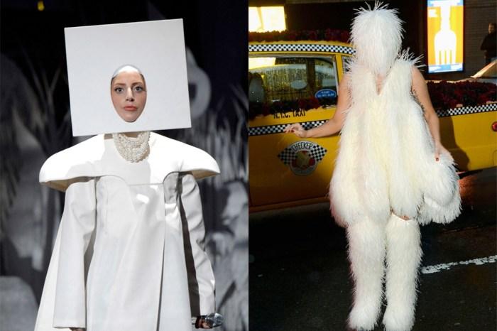 這就叫做衣不驚人死不休,Met Gala 開始前先來回顧 Lady Gaga 20+ 個浮誇裝扮!
