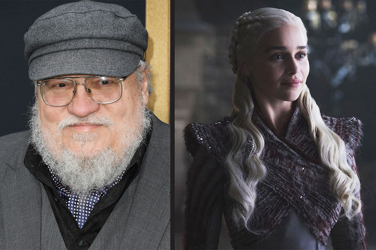 Game of Thrones George R. R. Martin blog