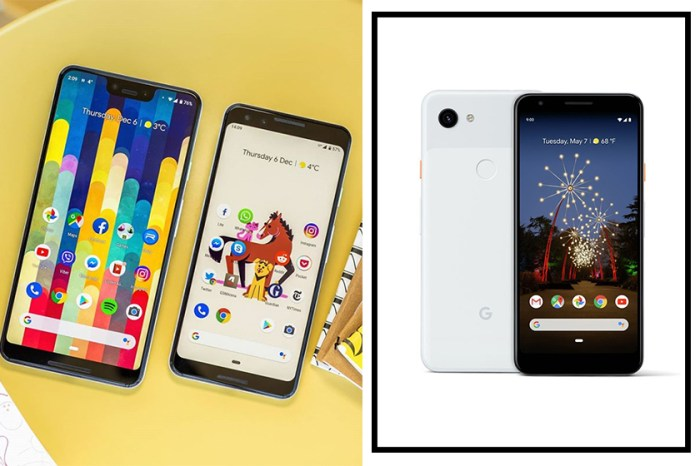 最經濟實惠之選!Google 推出小資女必要入手的 Pixel 3A 和 XL 電話!