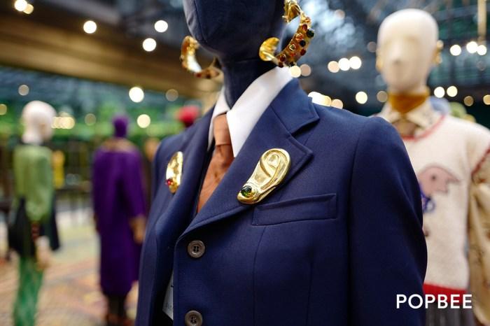 近賞 Gucci 2019 秋冬系列!由服裝到家品都是滿滿的時尚文藝氣質