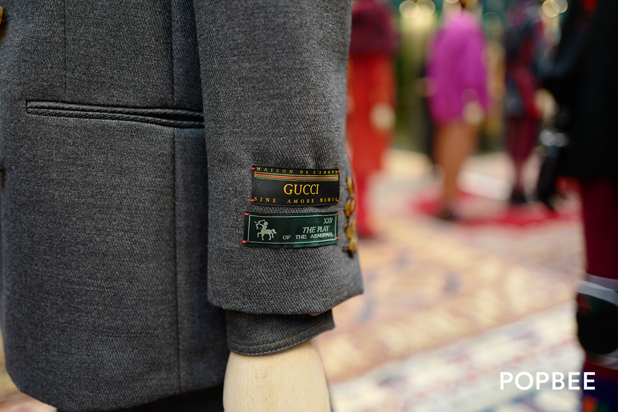 Image of 近賞 Gucci 2019 秋冬系列!由服裝到家品都是滿滿的時尚文藝氣質