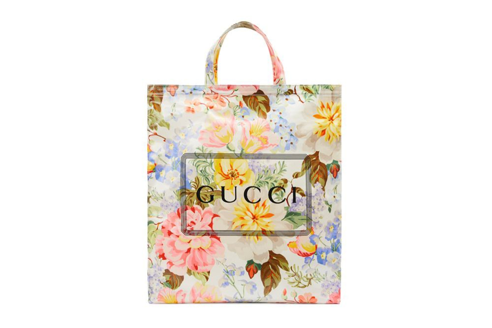 Gucci's Patterned Tote Bags Are Your Practical Summer Must-Have