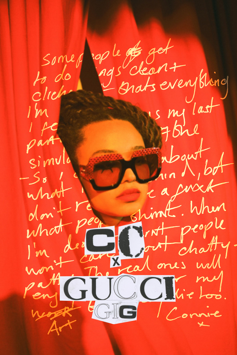 gucci launches collaborative music based project guccigig