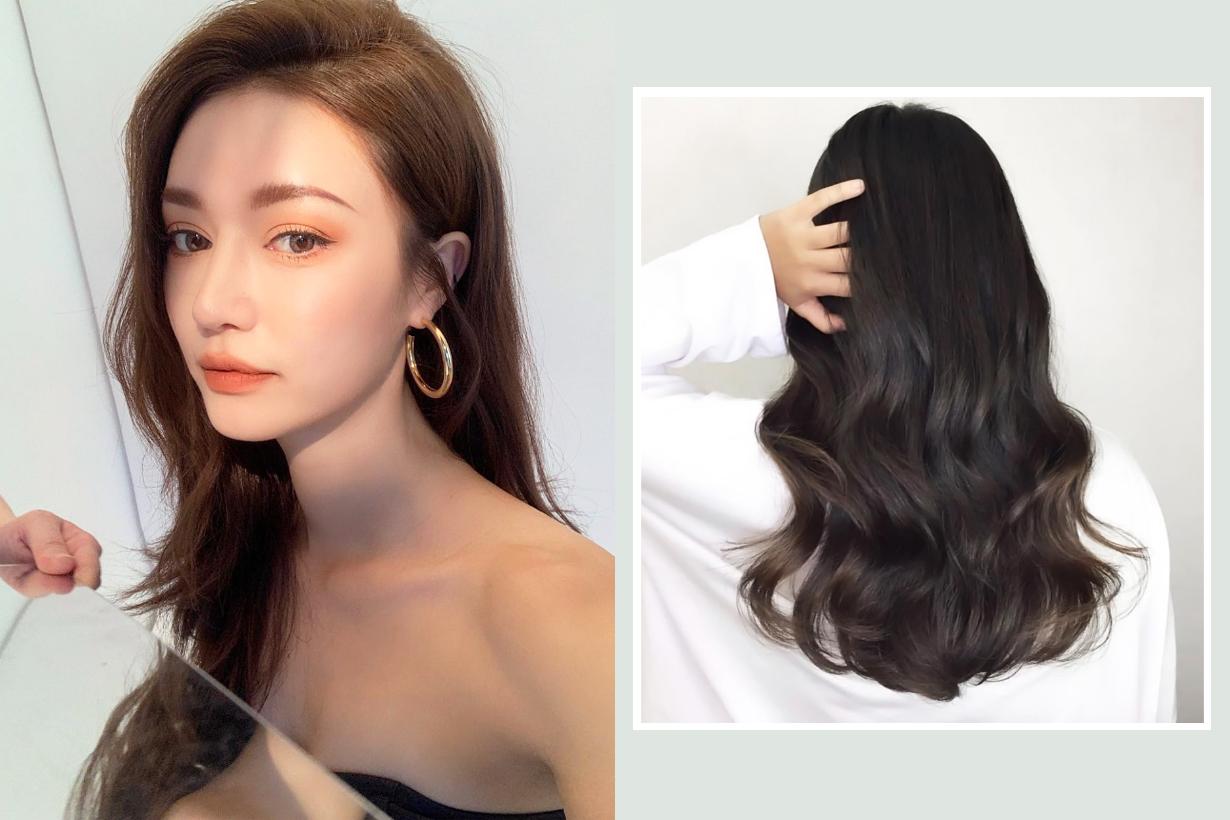 Hairstyles tutorial hair styling tips adding volume hair crown korean girls hairstyles hacks