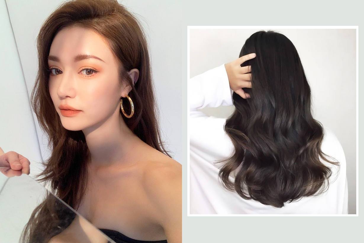 Hairstyles tutorial hair styling tips adding volume hair crown korean girls hairstyles hacks