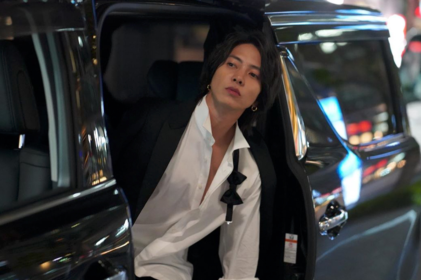 will smith visit Japan tomohisa yamashita instagram account