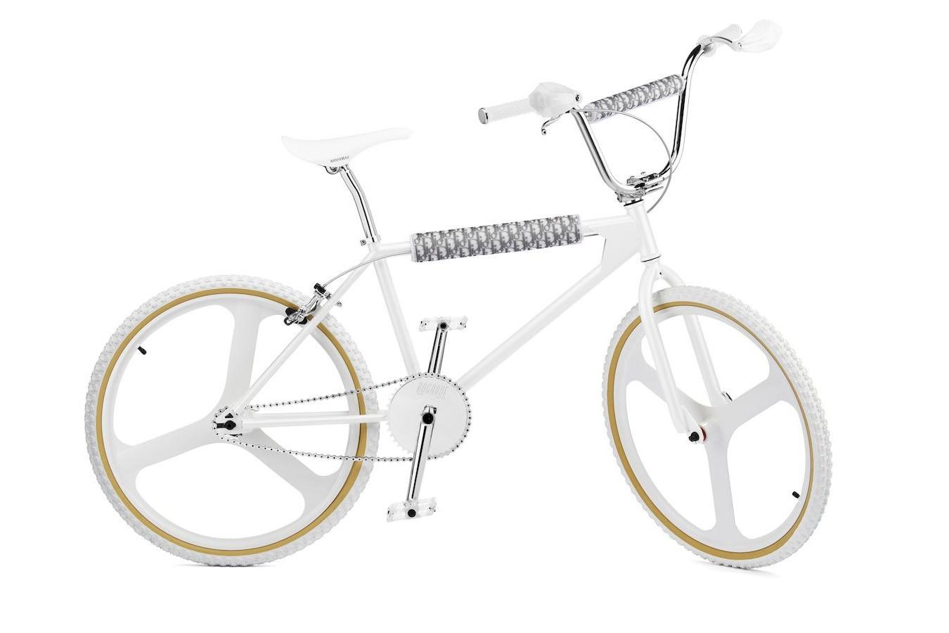 Dior Hommex Bogarde BMX bike