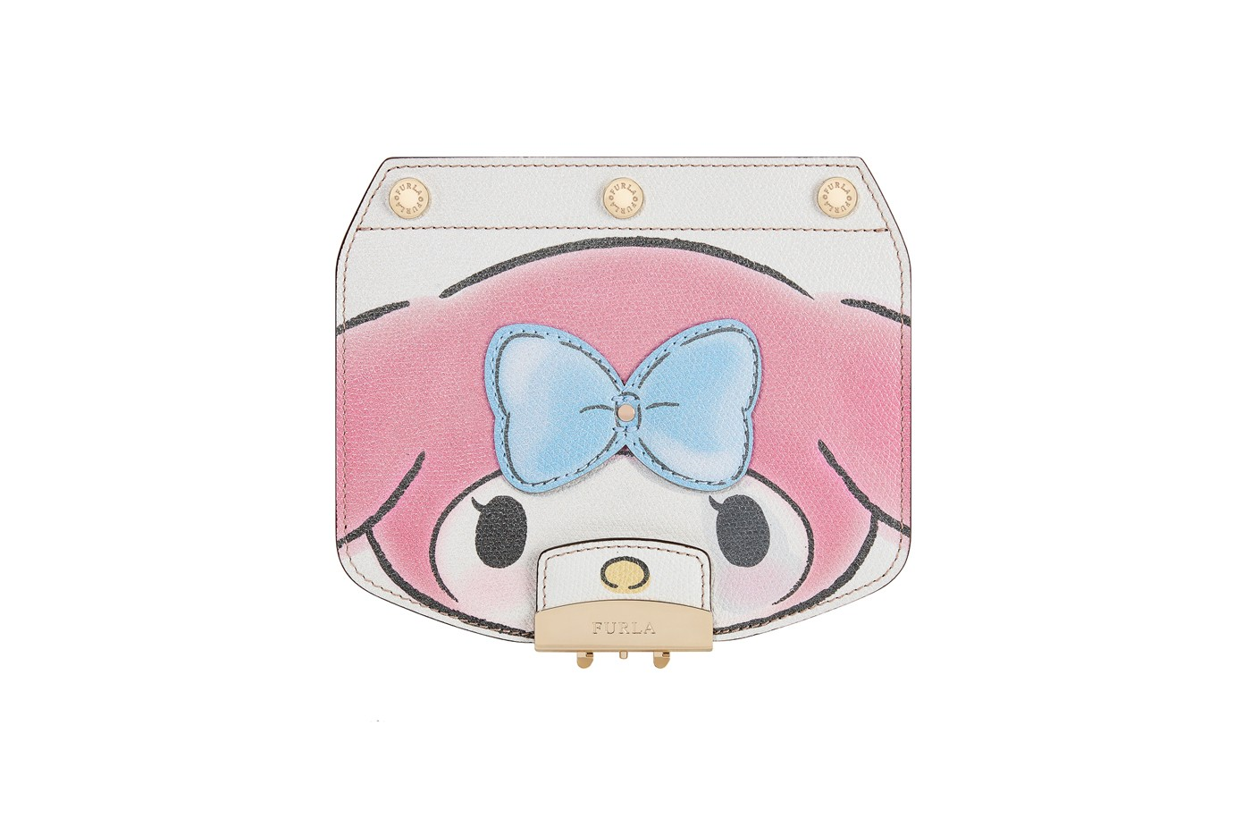 hello kitty furla my melody collaboration
