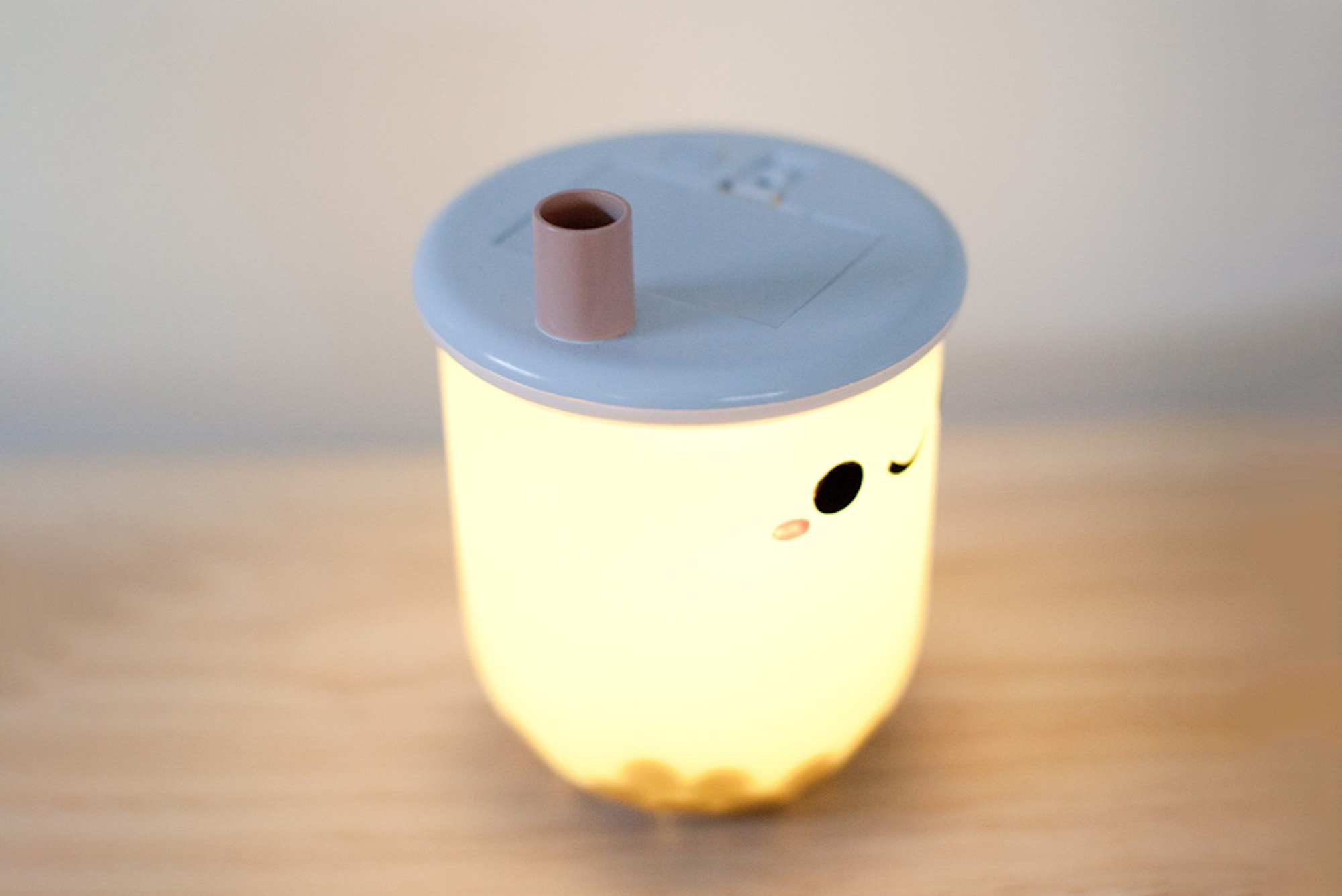 smoko bubble tea lamp