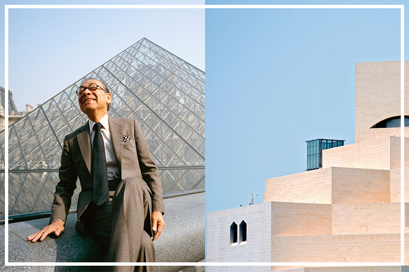 I.M.Pei Ieoh Ming Pei dead 102 American-Chinese architect Louvre pyramid Miho Museum