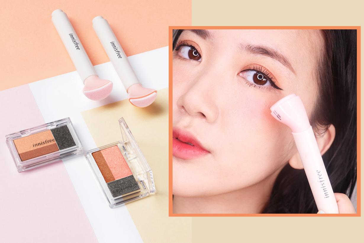 Innisfree Eye Shadow Kit Eye Makeup Eyeliner makeup tool korean cosmetics k beauty