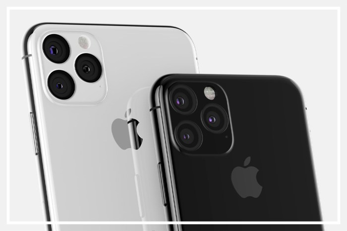 iPhone XI 全新設計概念影片曝光!手機拍攝與資料傳輸功能再進一步