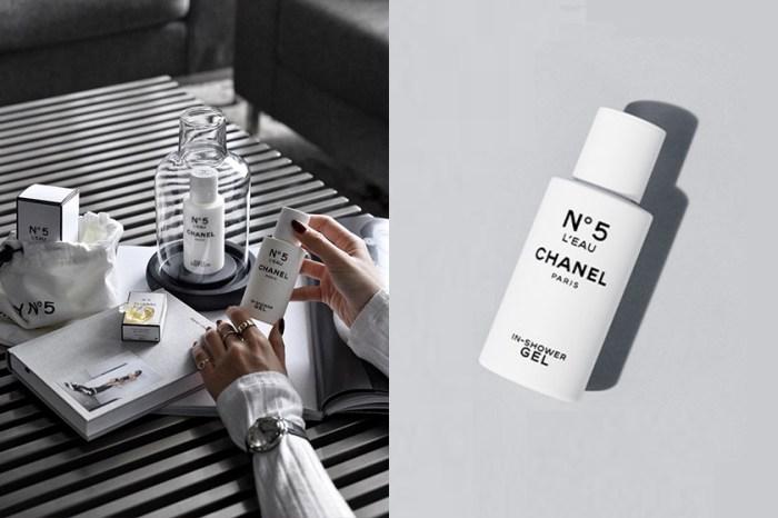 繼護手霜後:Chanel 推出沐浴系列,味道竟然就是著名經典的 No.5  L'EAU!