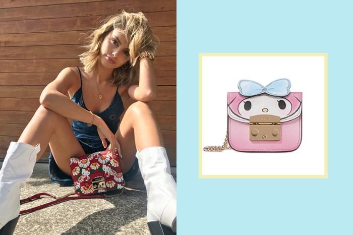瞬間引起討論:這款 Hello Kitty 超萌手袋,還找來 My Melody 助陣讓銀包守不住了!
