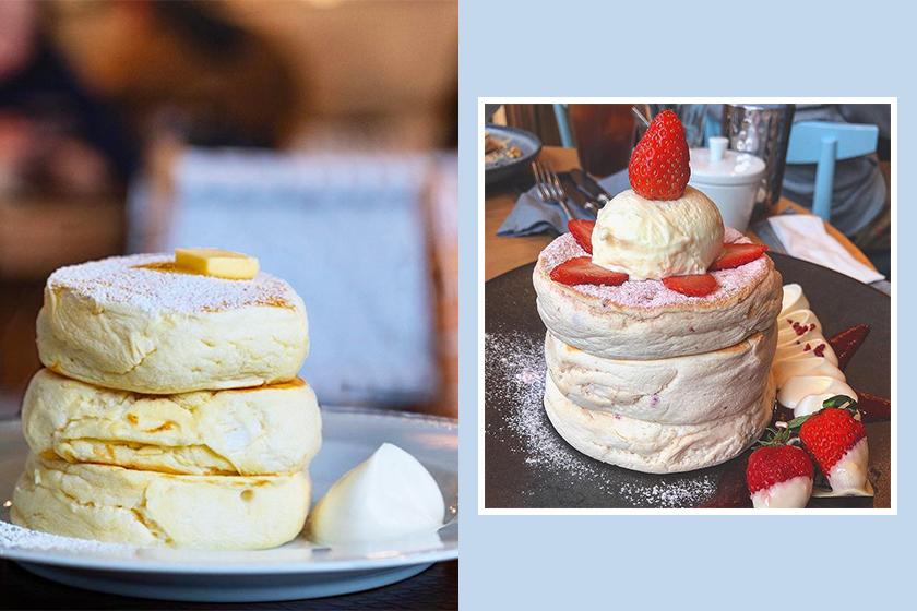 japan pancake Micasadeco&Cafe hong kong mongkok