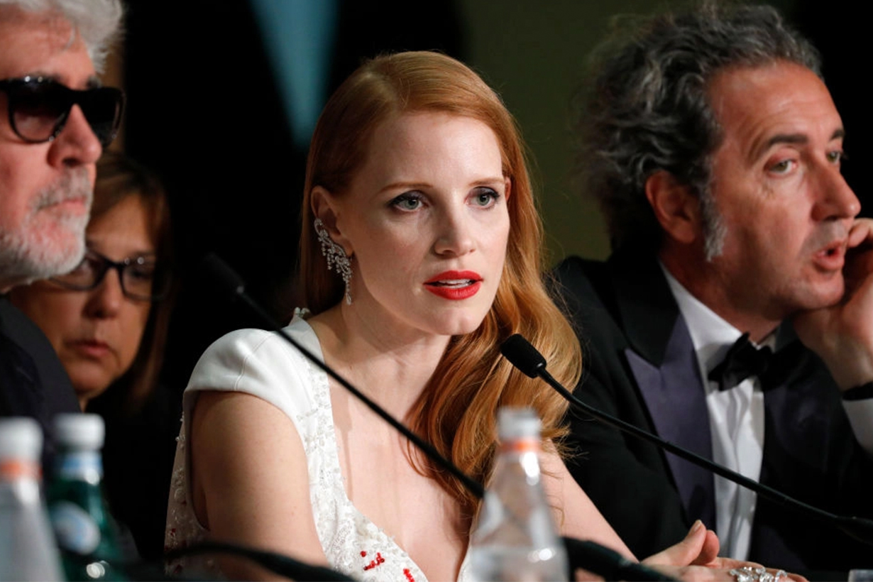 Jessica Chastain criticises Game of Thrones