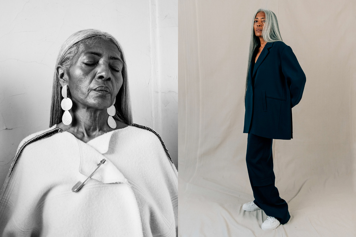 joani johnson model fashion ageless prove beautiful