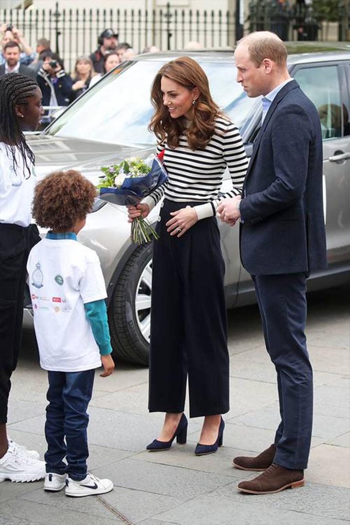 Kate Middleton Has a Royal Take on French Girl Style