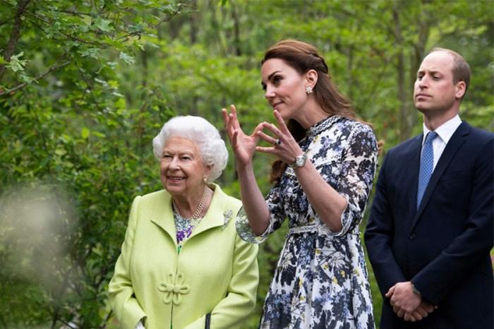 最守規的王妃也會犯錯?凱特這個「禮貌小舉動」被指違犯王室規條!