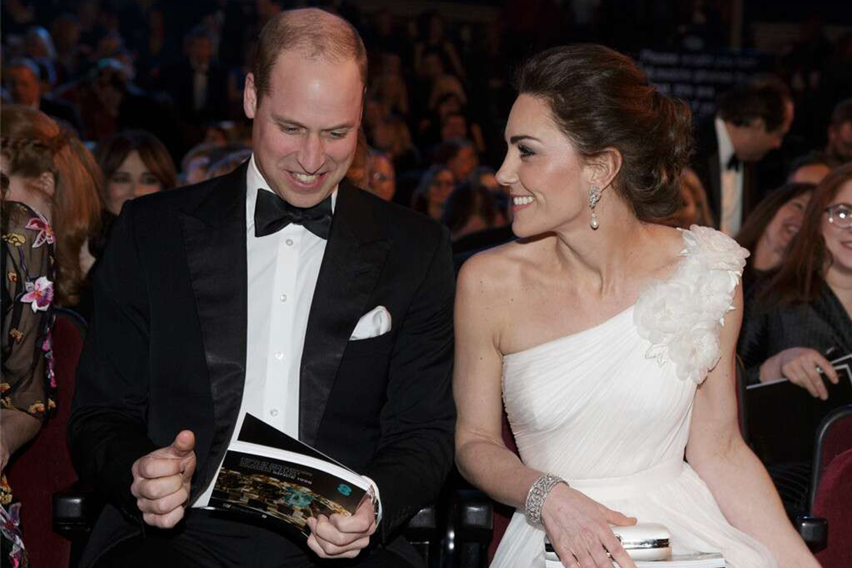 Kate Middleton Wore Charlotte Todd's Dress