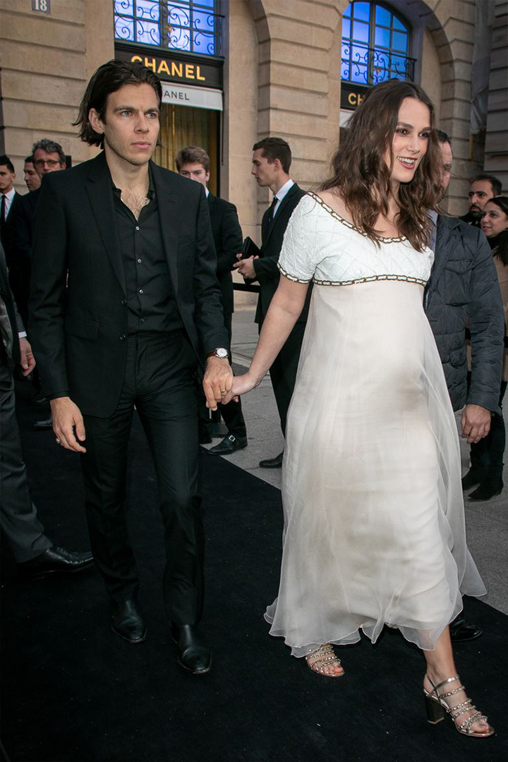 Keira Knightley Is Reportedly Pregnant with Her Second Child
