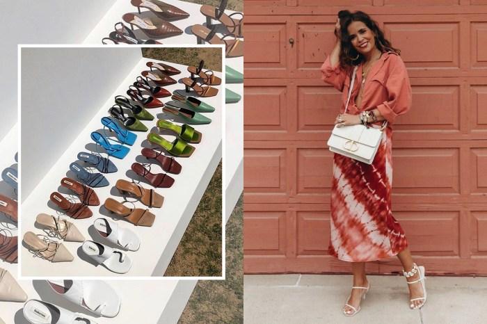 時尚度更勝高跟鞋!購買低跟鞋款時,一定要選有今季流行的 3 款特色設計