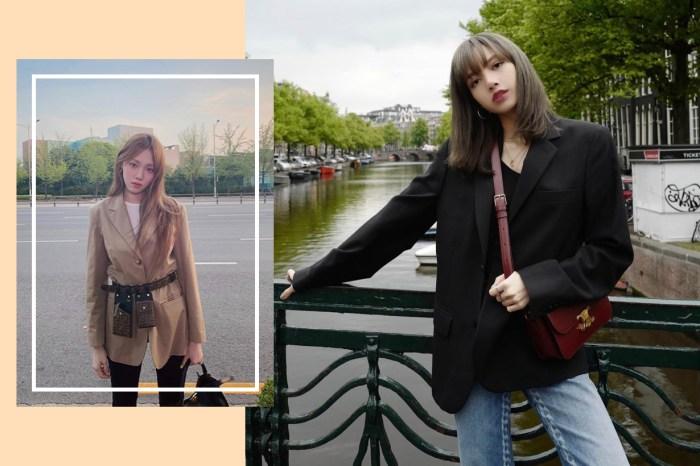 韓國時尚名人都在穿這外套!款式不但簡約俐落,更同時達到顯高、顯瘦效果