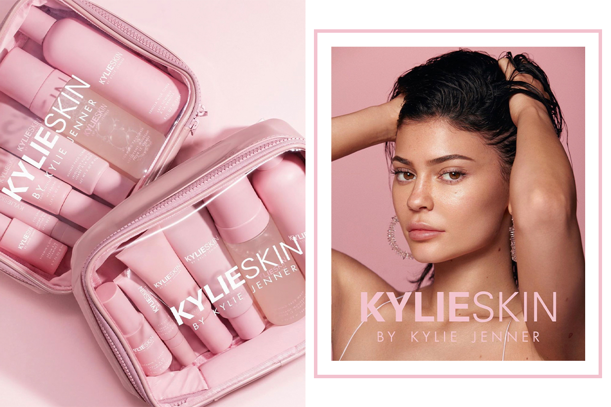 """Twitter is Dragging Kylie Jenner's New Face Scrub and Saying It'll """"Destroy"""" Your Skin"""