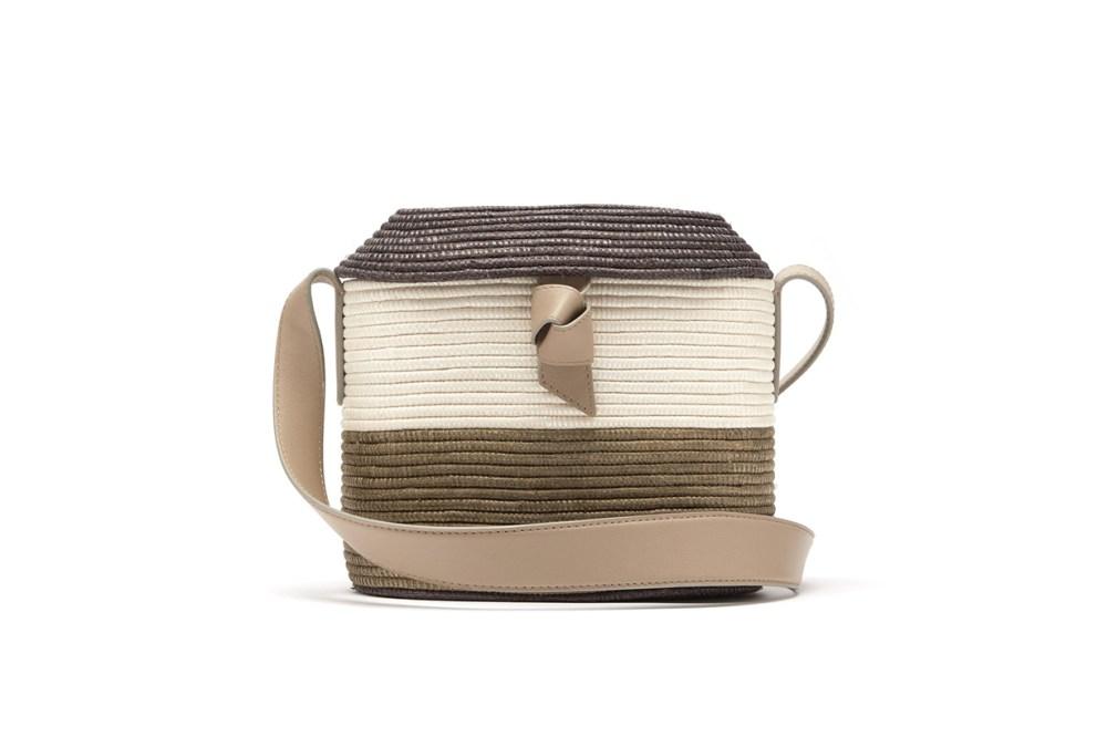 Cesta Collective Lady Bag 3 Woven Sisal Basket Bag