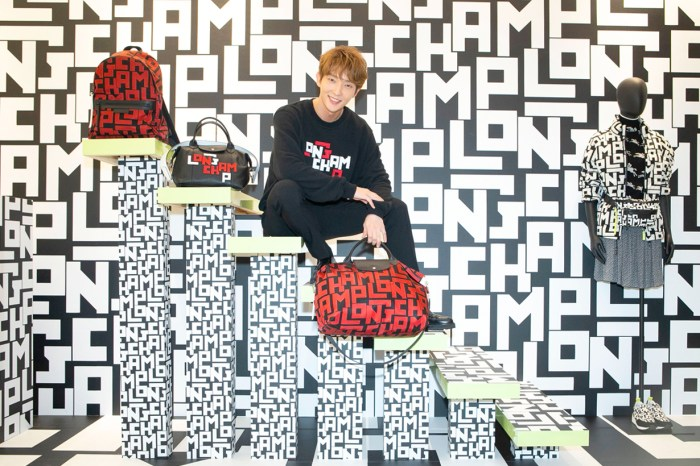 Longchamp 旗艦店限定改裝,搖身一變成好逛又好玩的 Pop-up Store!