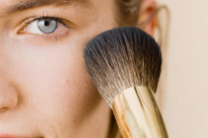 LUSH 推出一系列有機化妝掃:不使用動物毛髮,依然能有完美妝感!