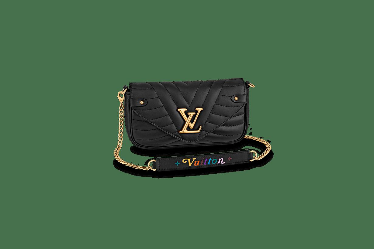 Louis Vuitton Chain Wallet 2019 SS