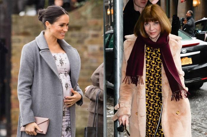 梅根與 Anna Wintour 的品味一致!最時尚的她們,衣櫥常備這 5 件基本單品