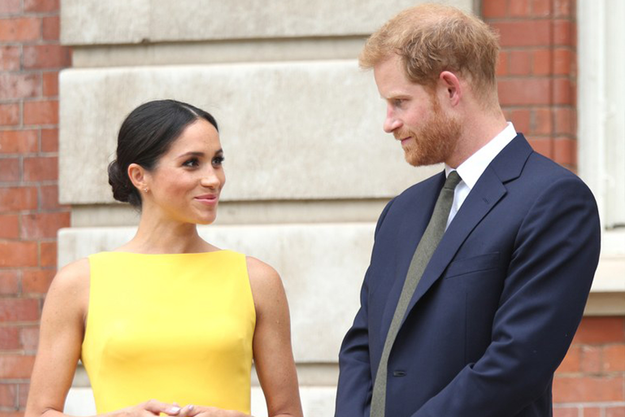 Prince Harry's Friends Are Still Shading Meghan Markle