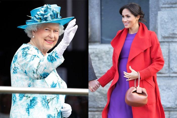 因為英女王一個不尋常的舉動,大家都猜梅根的寶寶已經出生了!