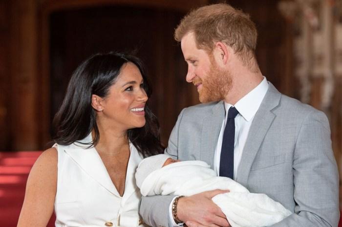 皇室寶寶出世紙曝光!梅根終於被「正名」為「英國王妃」?