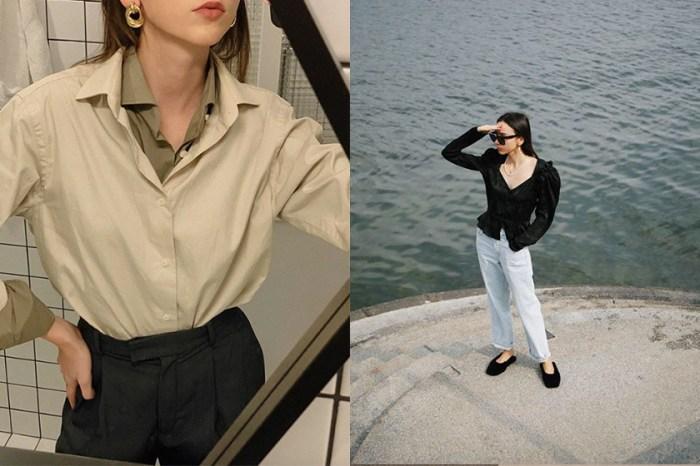 在 COS 式極簡風上加一點型格,就是這位時尚達人的日常穿搭!